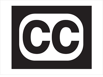 Symbol for closed captioning