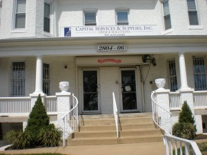 Capital Services & Supplies HQ in Washington DC!