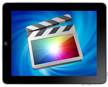 Video Editing on the iPad