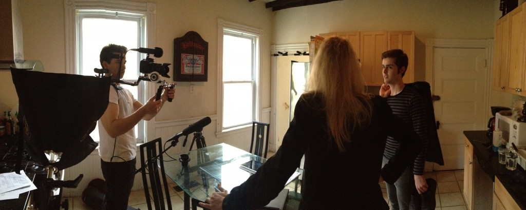 Skillman Video Group Shoots A New Marketing Video!