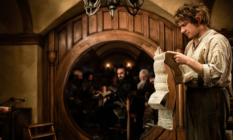 """The Hobbit: An Unexpected Journey"" will have a new 3D version as well."