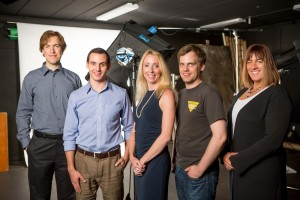 The team at SKillman Video Group