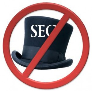 No Black Hat SEO