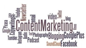 Tag Cloud Content Marketing