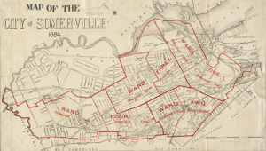 Somerville map