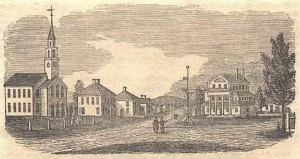 view of Randolph