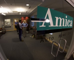 Skillman Video Group at Amica to film for web video testimonial
