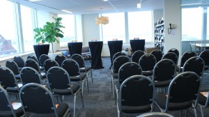 Set for the Roundtable at Pan's Boston office on the empowered consumer.
