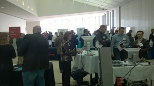 The Crowded MIT Forum