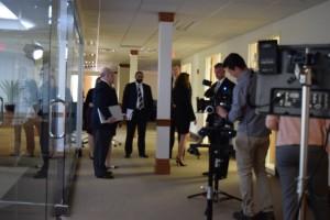Boston Video Production Set