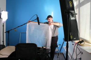 setting diffusion light video production services