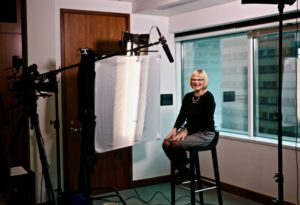 Coverys shoot, Boston video production, Corporate video training