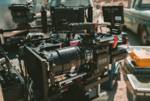 camera gear, video production packing list