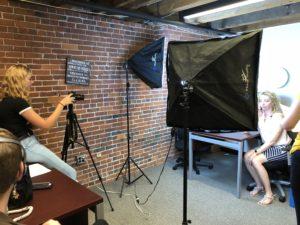 Video Marketing Shoot