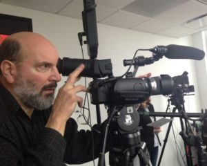 director of photography shooting video